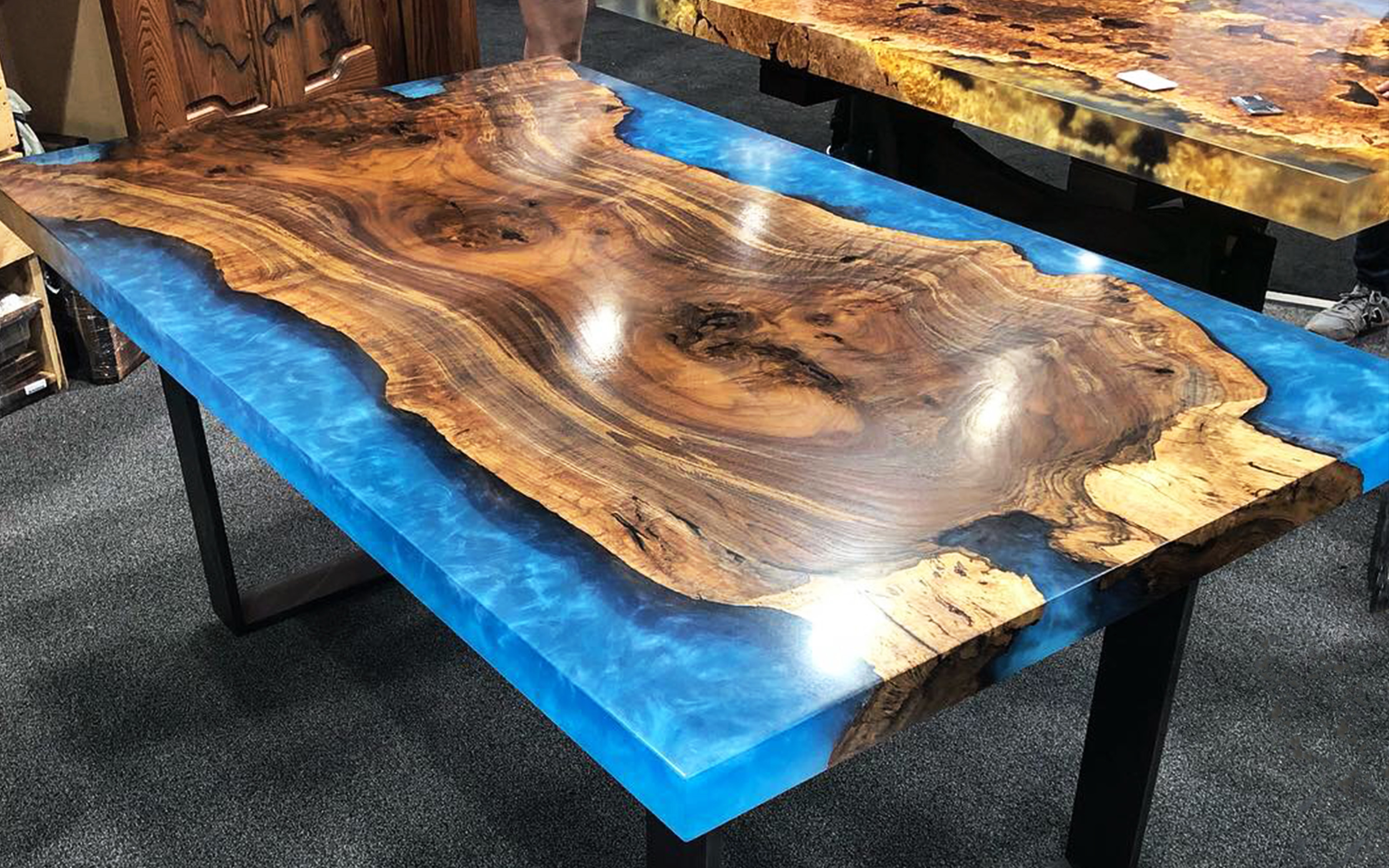Table Gallery Black Forest Wood Co